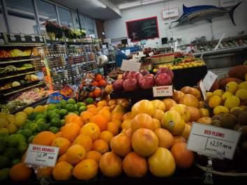 Fruit horizontal