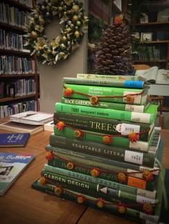 Tree of Books about Trees