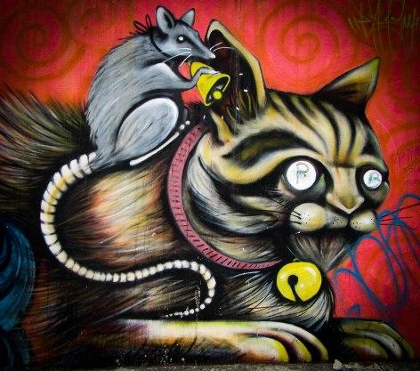 Cat Art San Jose