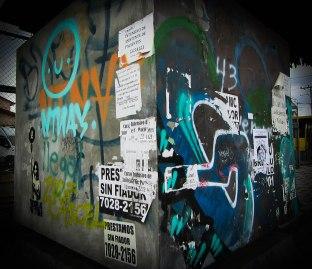 Graffitti San Jose