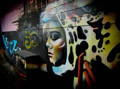Mural San Jose