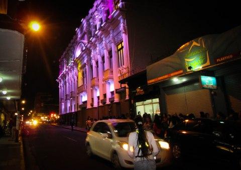 Night San Jose