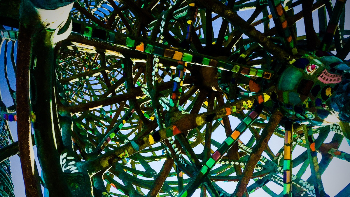 "Nuestro Pueblo is ""Outsider Art"" Legitimized as an Historic Landmark: Simon Rodia's Watts Tower"